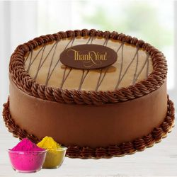 Classic fresh Chocolate flavor Eggless Cake to Baghalkot