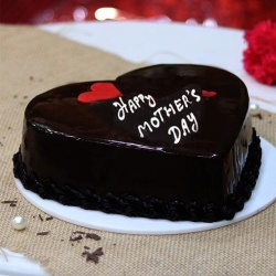 Delicious chocolaty ways for Mom to Agra