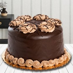 Flavoured Ecstasy 2.2 Lb Chocolate Cake to Gurgaon