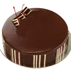 Delightful Dream 4.4 Lbs Chocolate Cake to Miraz