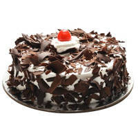 Delectable Black Forest Cake  to Jaipur