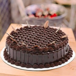 Indulgent Chocolate Cake from 3/4 Star Bakery  to Cochin