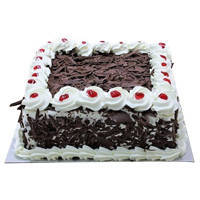 Blissful Black Forest Cake to Hissar