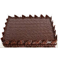 Pleasant Chocolaty Cake to Hubli