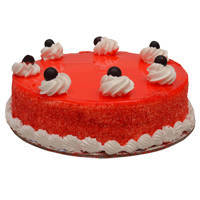 Oven-Fresh Red Velvet Cake to Barauipur