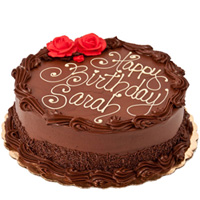 Tasty Chocolate Cake for Birthday to Bardez