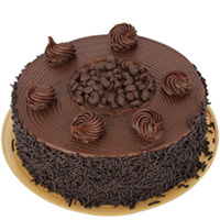 Tasty Chocolate Cake for Anniversary to Baraut