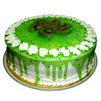 Fresh n  Tasty Kiwi Cake to Barauipur