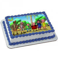 Lovely Motu Patllu Kids Cake to Ajmer