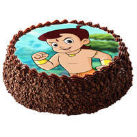 Mouth-Watering Chota Bhee Photo Cake for Kids to Ajmer