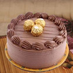 Ferrero Rocher Chocolate Cake to Mohali
