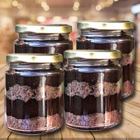 Yummy Chocolate Jar Cakes to Ambala