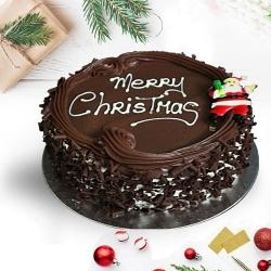 Scrumptious Christmas Special Chocolate Cake to Anand