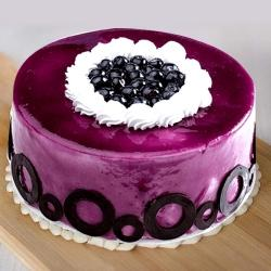 One-of-a-Kind Blueberry Flavor Cake	 to Aleppy