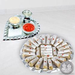 Haldiram Kaju Roll N Thali , Free Coin  to Indore