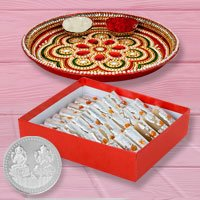 Haldiram Kaju Roll N Thali , Free Coin to New Delhi