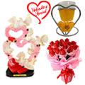 Exciting Romance in Heaven Gift Hamper to Udaipur