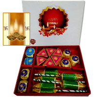 Diwali Special Handmade Chocolates in Cracker D�cor to Yamunanagar