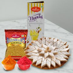 Iconic Haldirams Gift Hamper to Bhilai