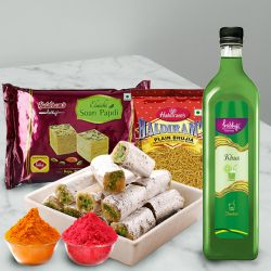 Haldirams Flavorsome Elation Ensemble to Adilabad