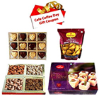 Taste of Heaven Assortment Hamper to Ambala