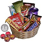 Exclusive Collection of Assorted Chocolates Hamper to Gurgaon
