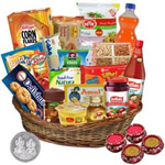 Spirit of Joy Special Gourmet Hamper to Gajraula