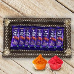 Smile Sensation with Cadbury Dairy Milk Chocolates Collection to Adilabad