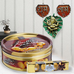 Timeless Memories Festive Gift Hamper to Mohali