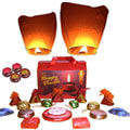 Touch of Love Diwali Hamper to Hyderabad