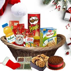 Lets Celebrate the Christmas Hamper to Berhampur