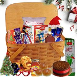Have a Delightful Christmas Gift Hamper to Berhampur