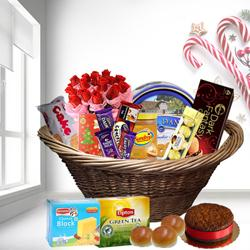 Unending Entertainment Christmas Hamper to Berhampur