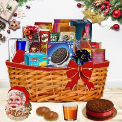 Eternal Embrace Christmas Gift Hamper to Allahabad