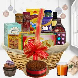 Best Wishes for You Christmas Gift Hamper to Bellary