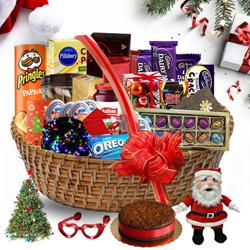 A Complete Christmas Hamper to Rajkot