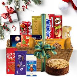 Recreation Delights Christmas Hamper to Bellary