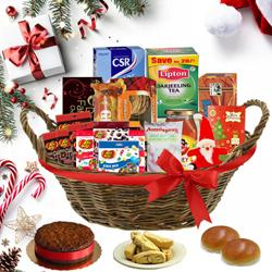 Magnificent Christmas Bonanza Gift Hamper to Varanasi