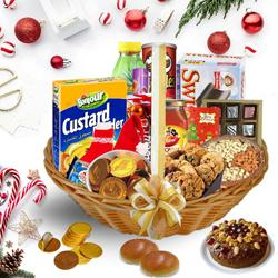 Classic Christmas Gift Hamper<br> to Baddi
