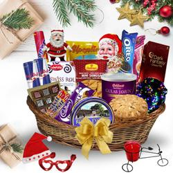 Fabulous Awaiting Christmas Gift Hamper<br> to Ranchi