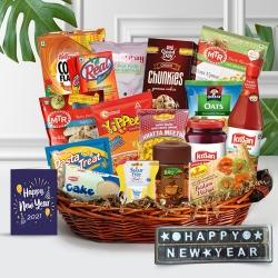 Delight Executive New Year Gift Hamper to Calcutta