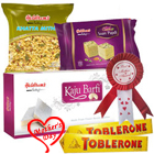 Marvelous Healthy Treats of Haldirams Pack to Kolkata