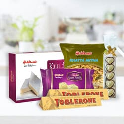 Haldirams Happiness Pack to Gwalior