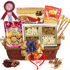 Appealing Pure Gratitude Gift Basket to Baraut