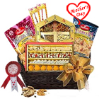 Vintage Assortments Gift Basket to Bulandsher