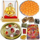 Scintillating Puja Accessories to Baga