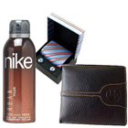 Stylish Set of Gents Accessories to Faridabad