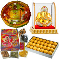 Honoring Bounty Ganesh Chaturthi Combo to India