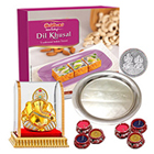 Classic Hamper for Diwali Celebration to Raipur