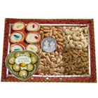 Attractive Gift Hamper of Diwali Essentials to Bhubaneswar